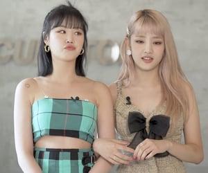 minnie, minnie nicha yontararak, and seo soojin image
