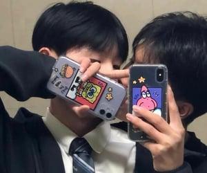 asian, gay, and gay korean image