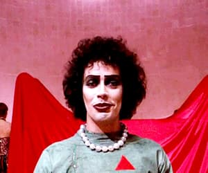 70s, The Rocky Horror Picture Show, and gif image