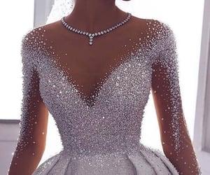 dress, fashion, and dresses image