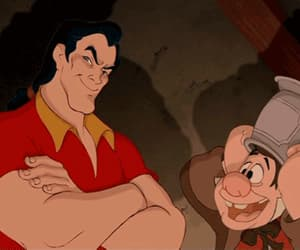 1991, beauty and the beast, and gif image