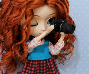 anne shirley, camera, and doll image