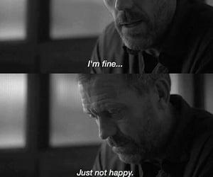house, sad, and fine image