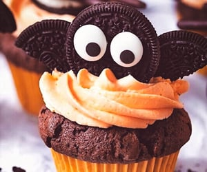 bats, Cookies, and cupcakes image