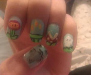 game, gamer, and nails polish image