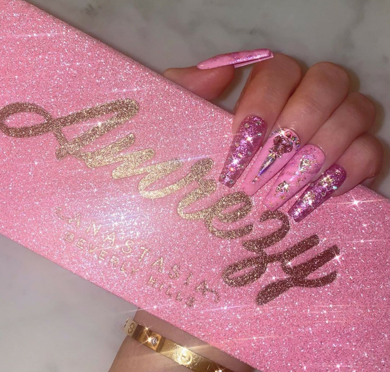 chic, glam, and glitter image