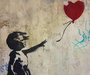 BANKSY and street work image