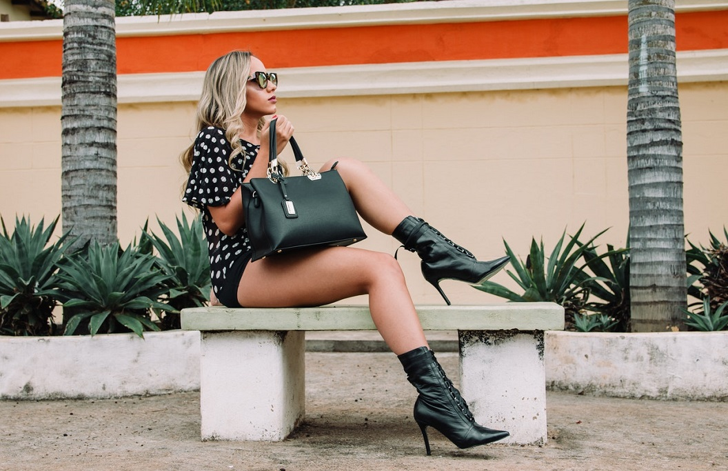 ankle boots, boots, and footwear image