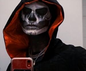 grunge, Halloween, and halloween icon image