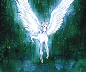 helios, pegasus, and sailor moon image