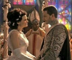 once upon a time, snowhite, and prince james image