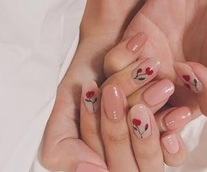nail polish, tırnaklar, and nails image