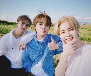 resonance, chenle, and zhong chenle image