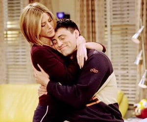 friends and joey tribbiani image
