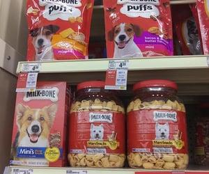 dog treats, food, and milkbone image