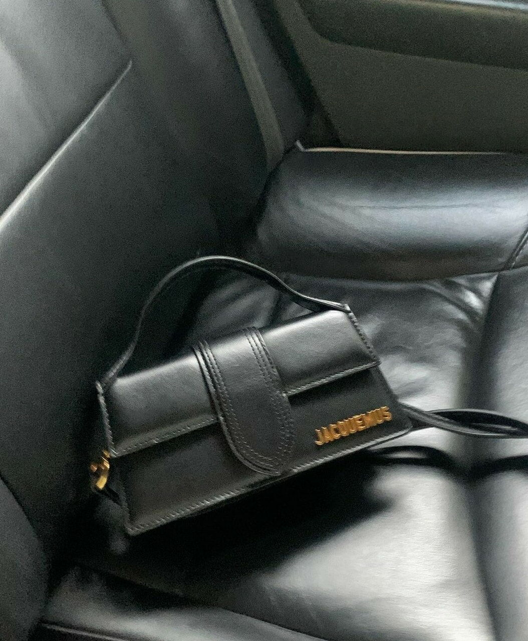 backseat, bags, and beautiful image