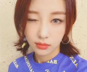 girl group, kpop, and photocard image