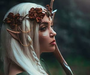 elf, halloween ideas, and fairy image