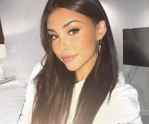 madison beer, beauty, and makeup image