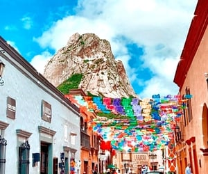 colors, mexico, and tourist image