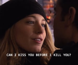 blake lively, gossip girl, and nate archibald image