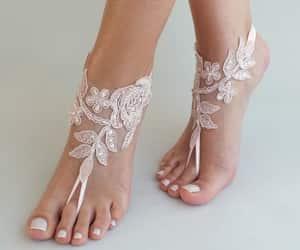 bridesmaid, handmade, and beach wedding image
