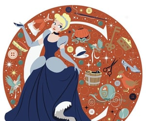alphabet, c, and cinderella image
