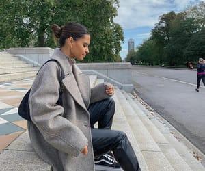 blogger, fashion, and frame image