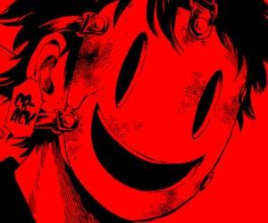 anime, boy, and core image