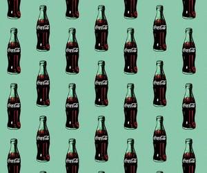 bebida, vintage, and coke image
