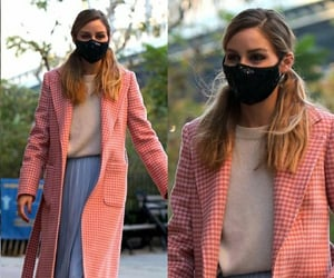 coats, olivia palermo, and street fashion image