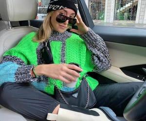 Balenciaga, blogger, and outfit image