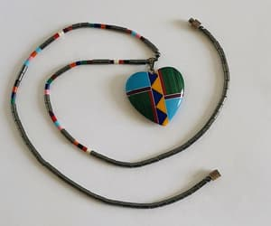etsy, native american, and vintage jewelry image