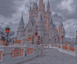 aesthetic, disney world, and princess image