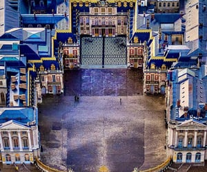 above, architecture, and aerial photography image