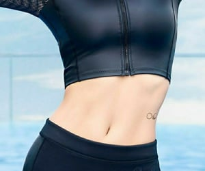 asian girl, body, and cropped image