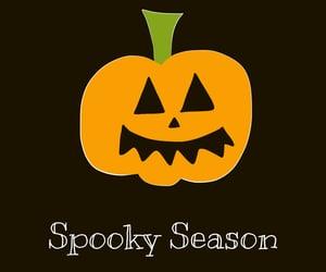 Halloween, orange, and pumpkin image