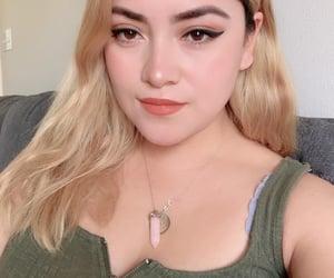 blonde, mood, and rose quartz image