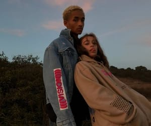 couple, jaden smith, and aesthetic image