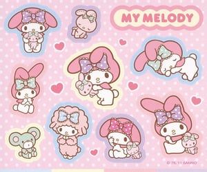 aesthetic, cinnamoroll, and header image