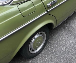 car, green, and aesthetic image