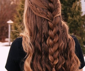 hairstyles, colored hair, and hair image