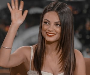 actress and Mila Kunis image