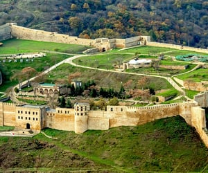 fortress, russia, and wanderlust image