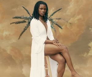 aesthetics, black woman, and black girls rock image