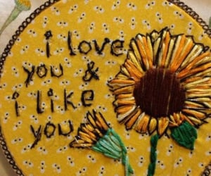 aesthetic, art, and embroidery image