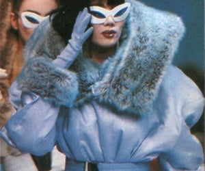 Couture, fashion, and fur image