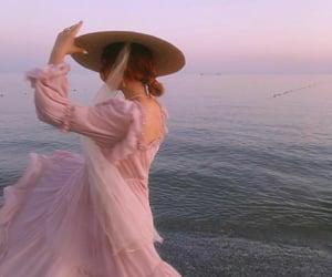 beach, beautiful, and beauty image