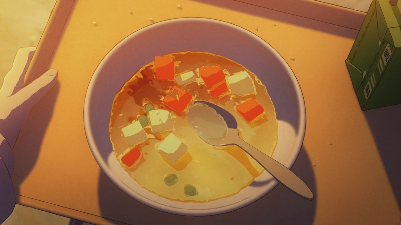 anime, anime gif, and anime food image