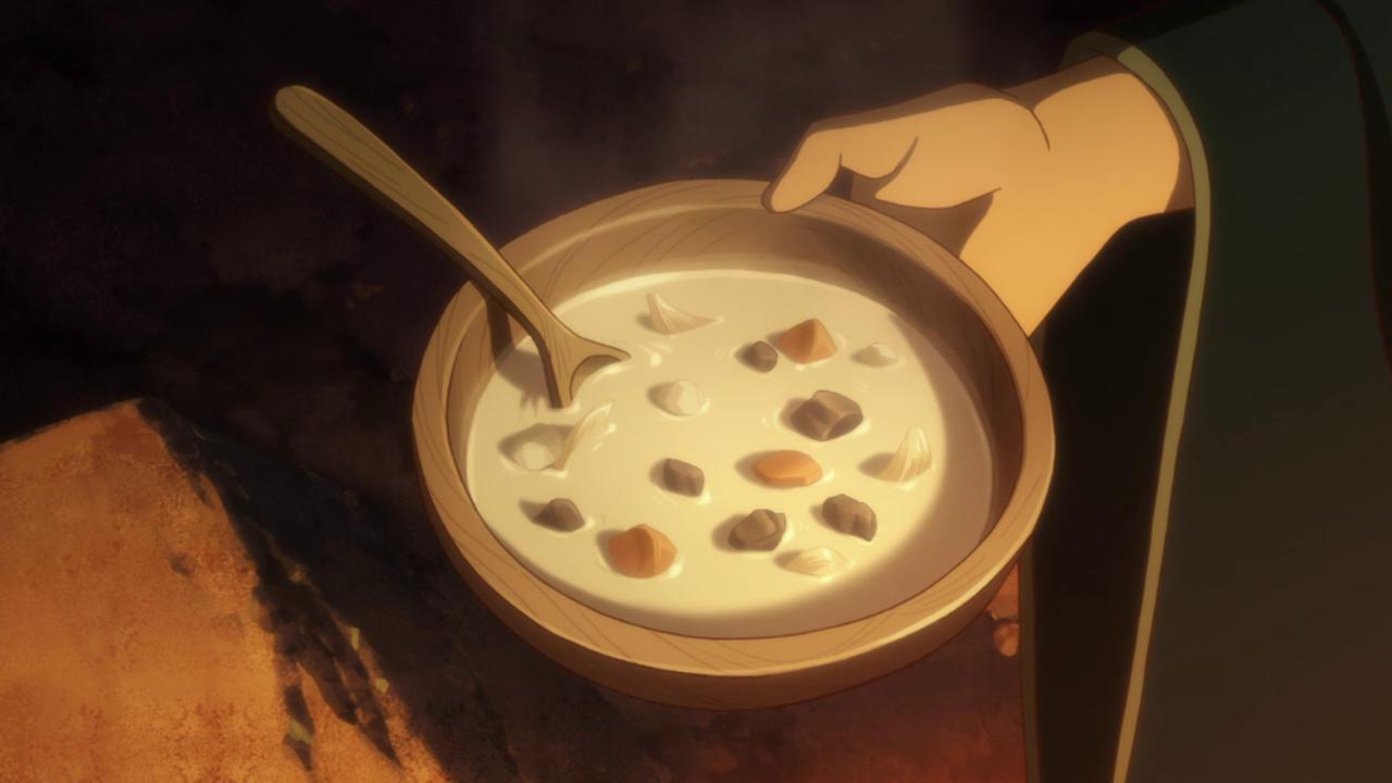anime food, food gif, and anime image